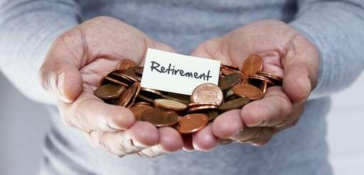 Saving for retirement should be a priority, even