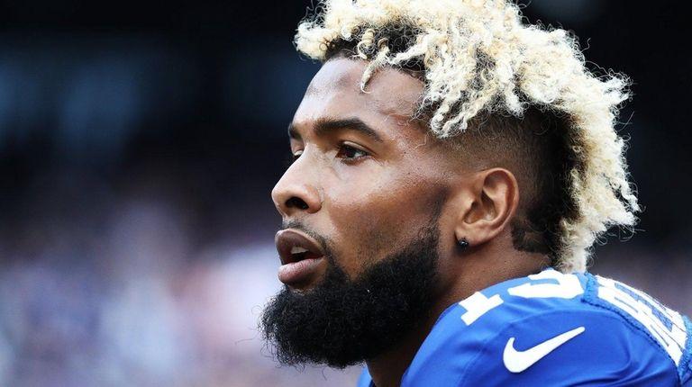 Why Odell Beckham Jr. s absence from Giants OTAs looks bad  d4d287efa