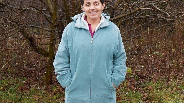 Smithtown Animal Shelter director Sue Hansen in Nov.
