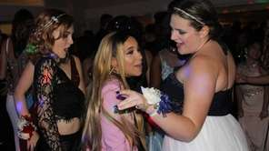 Copiague High School students dance the night away