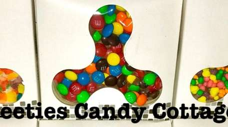Sweeties Candy Cottage in Huntington makes edible fidget