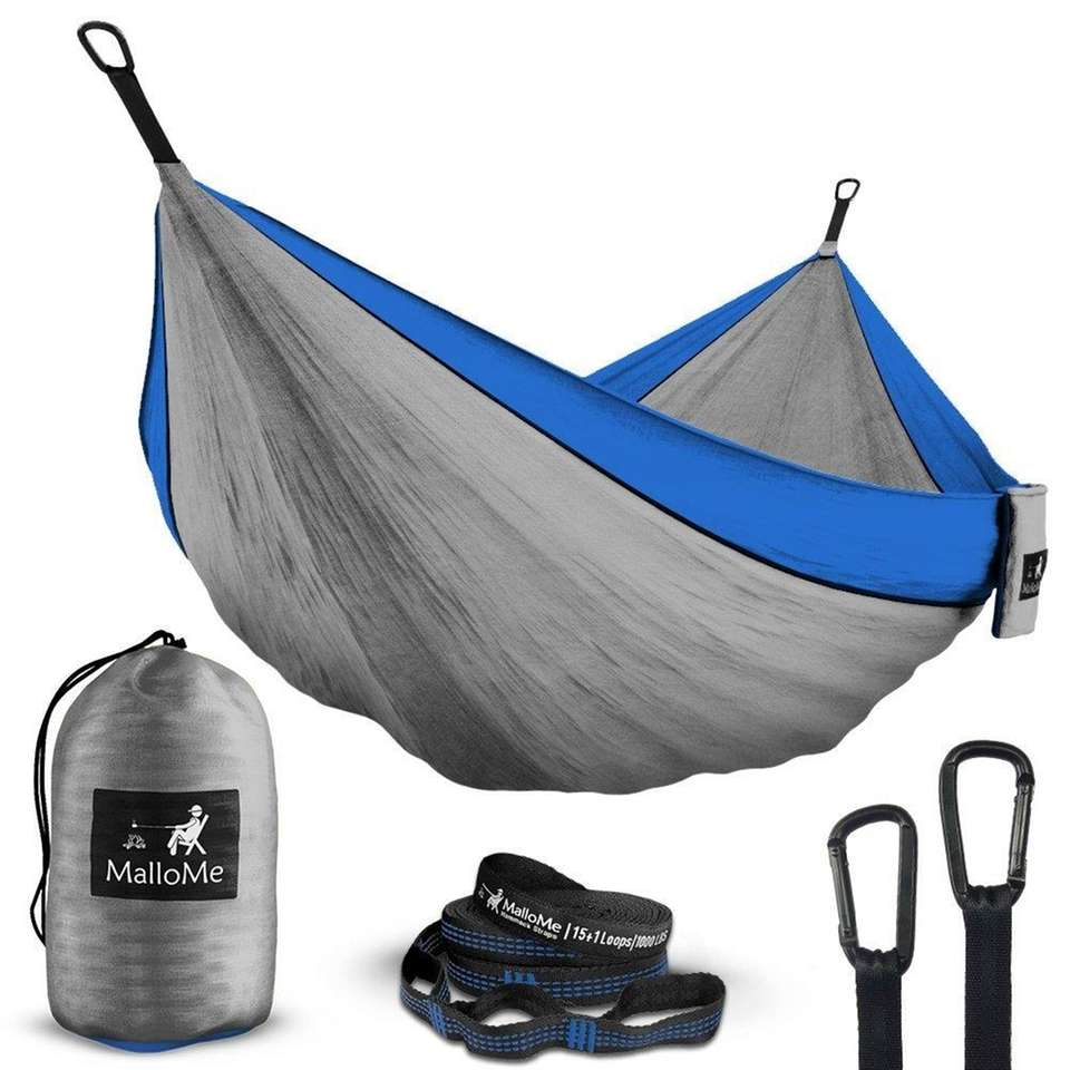If Dad enjoys the outdoors, this hammock is