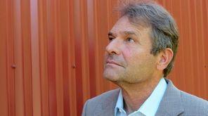 Denis Johnson, author of