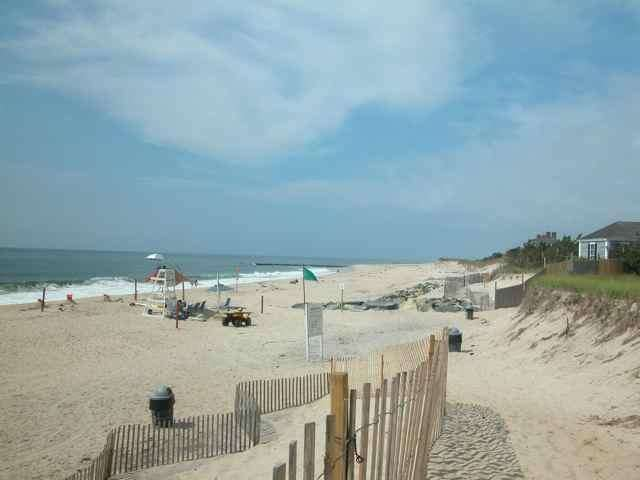 GEORGICA BEACH, at end of Apaquogue Road and