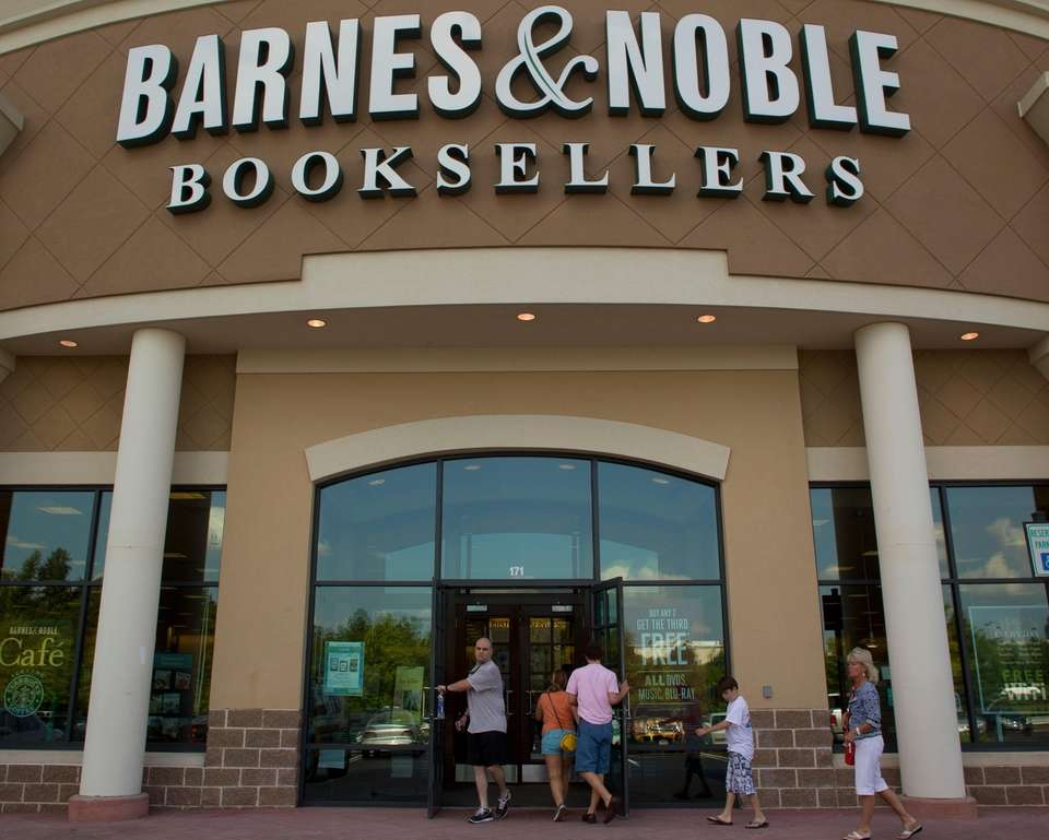 Bring the kids to Barnes & Noble on