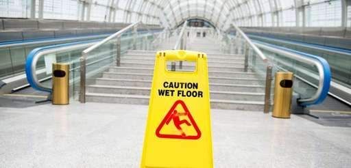New guidelines against slips and falls will prevent