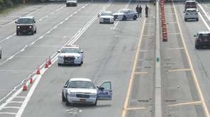 Two westbound LIE lanes in Ronkonkoma have reopened