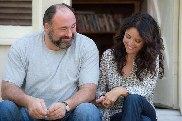James Gandolfini starred with Julia Louis-Dreyfus in