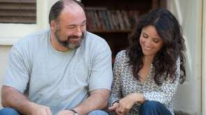 James Gandolfini starred with Julia Louis-Dreyfus in
