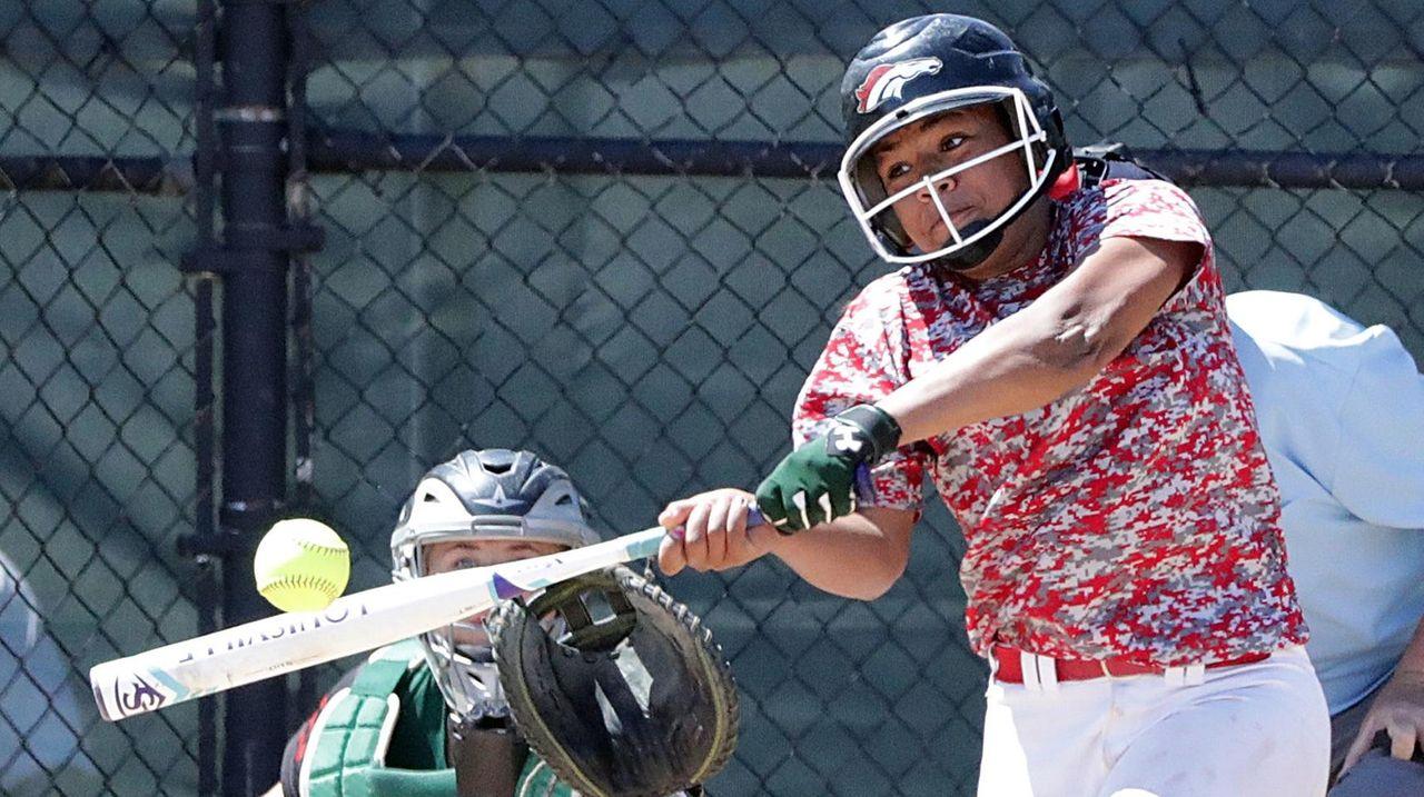 All-Long Island softball