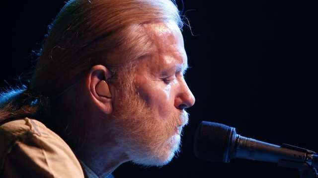 Greg Allman performs at the Joint at the