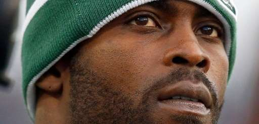 Quarterback Michael Vick, here in his Jets days