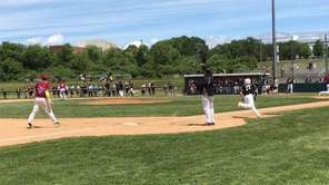 Wantagh defeated Garden City, 3-2, in Game 1