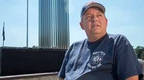 Retired FDNY firefighter Ray Pfeifer, 59, of Hicksville,