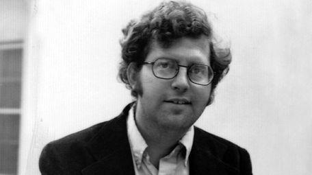 Occidental College professor Roger Boesche, above in 1977,