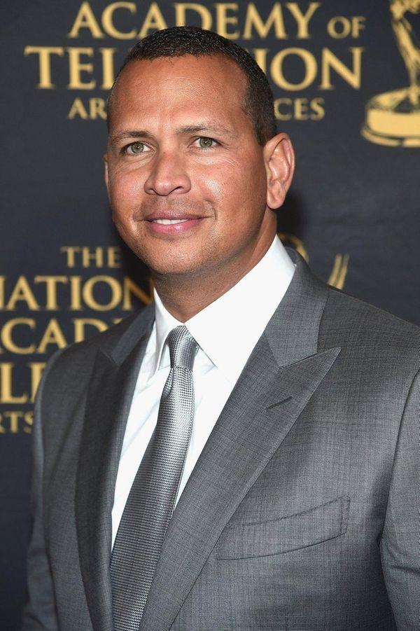 Alex Rodriguez, seen in Manhattan on May 9,