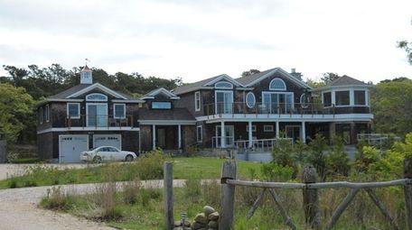 East Hampton town officials denied a film permit