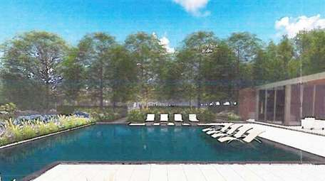 Renderings show designs for a 16,195-square-foot mansion at