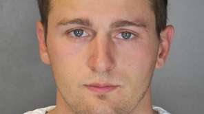 Matthew Patrick McGee, 22, of Montauk, was arrested