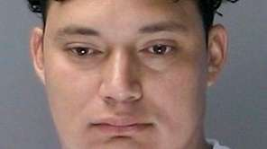 Ricardo Reyes-Benitez, 28, of Huntington Station, was charged