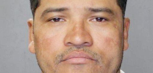 Suffolk police said Eris Diaz, 41, was charged