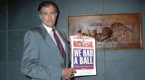 Legendary sportswriter Frank Deford passed away on Sunday,