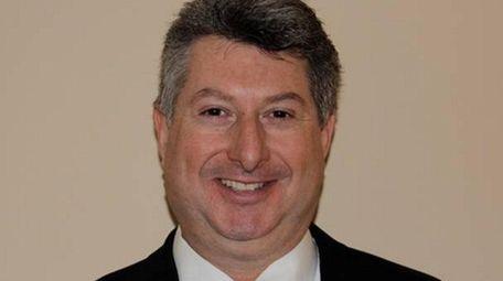 Munsey Park Mayor Frank J. DeMento in an