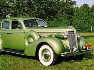 Cars from every decade of the 20th century