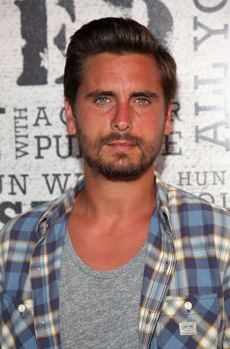 While reality TV star Scott Disick was in