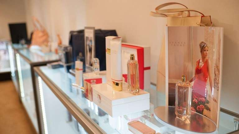 Bellport-based Perfumania Holdings Inc. reported lower sales and