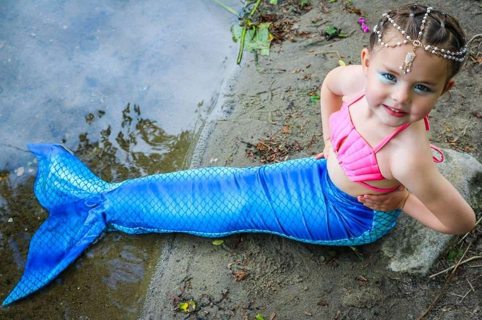 Mermaid Day At Yaphank Lake