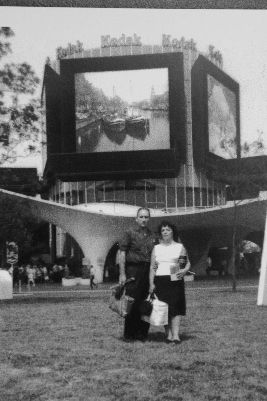 Rosalind and Sam Tellerman - 64 Fair at