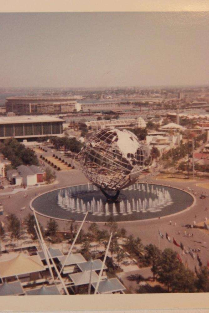 Unisphere at '64 Fair