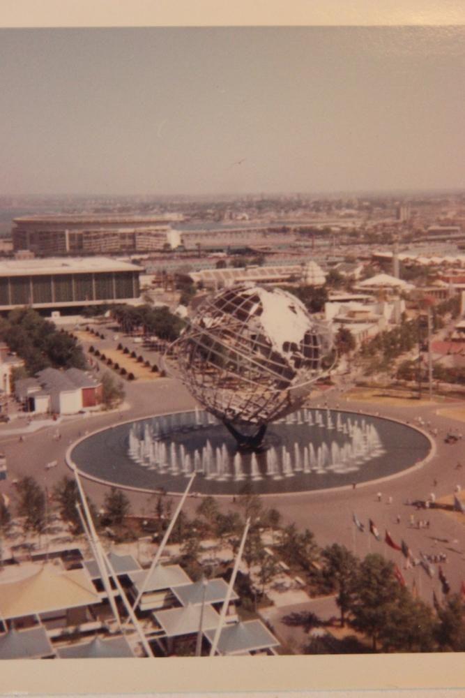 Unisphere at '64 Fair