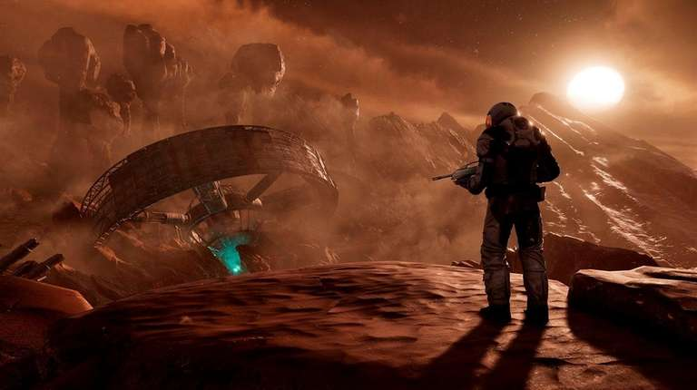 Farpoint's mission is to bring astronauts back to