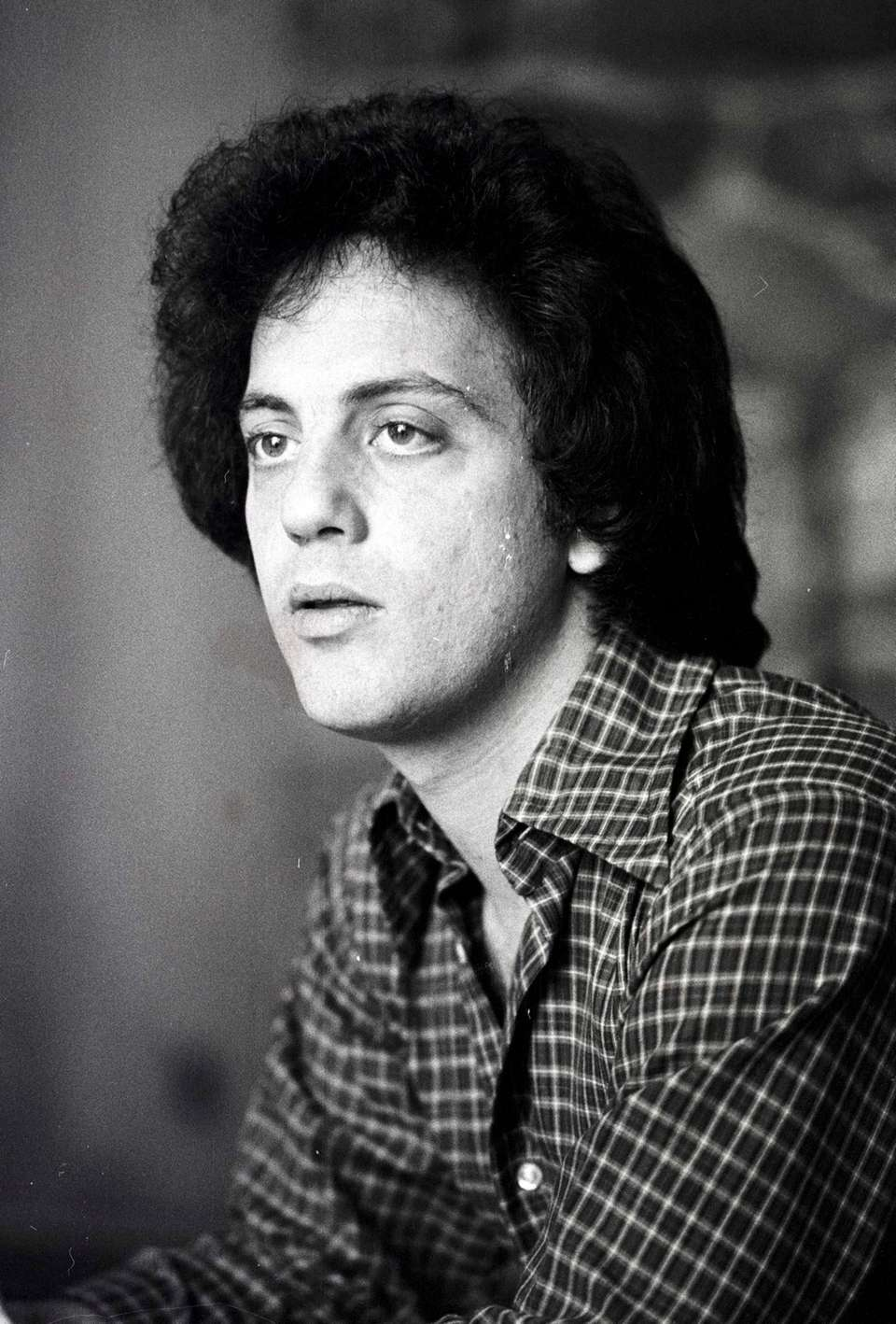 June 15, 1972: Billy Joel performs at Wollman