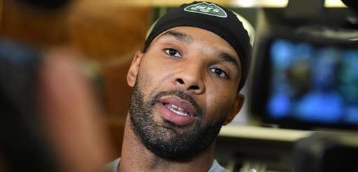New York Jets running back Matt Forte speaks