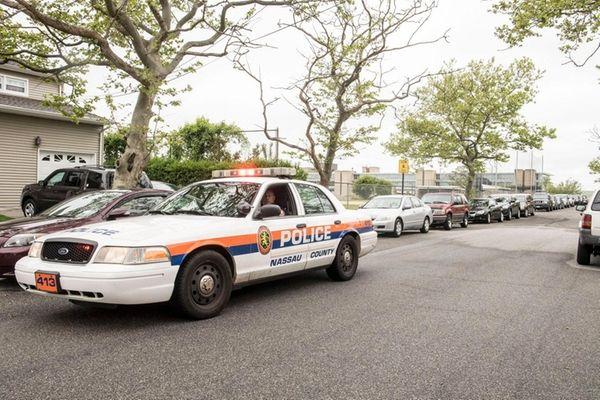 Long Beach High School went on lockdown Tuesday,