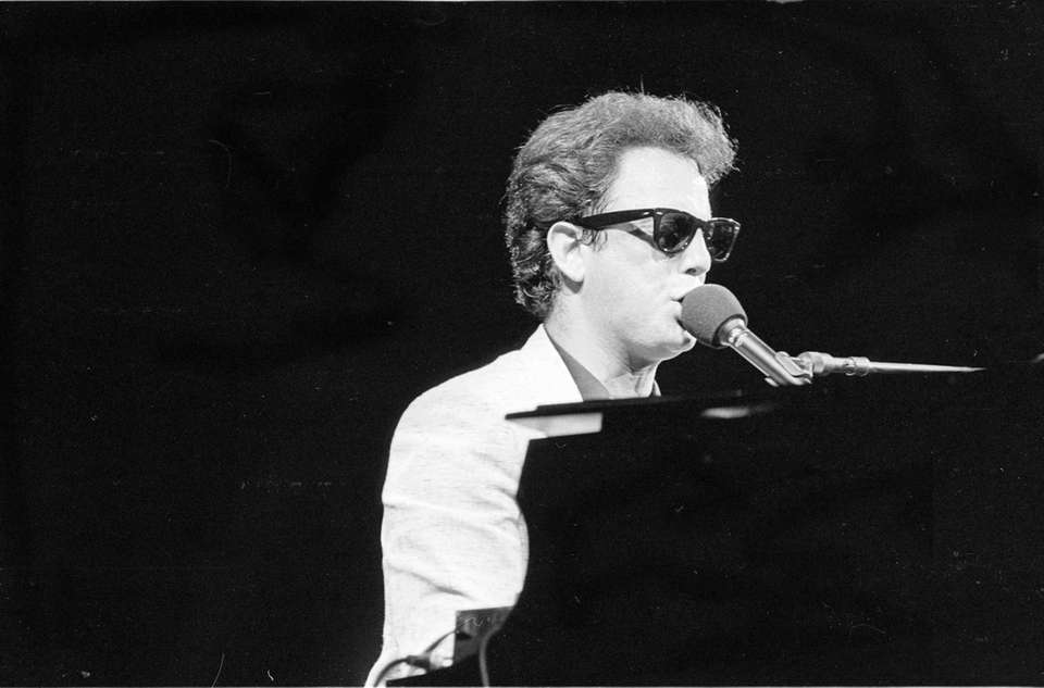 June 23-28, 1980: Billy Joel plays Madison Square