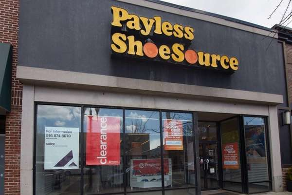 Southern Park Mall Payless Shoesource could close
