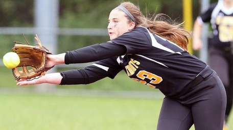 St. Anthony's Taylor Zatyk gets the force at