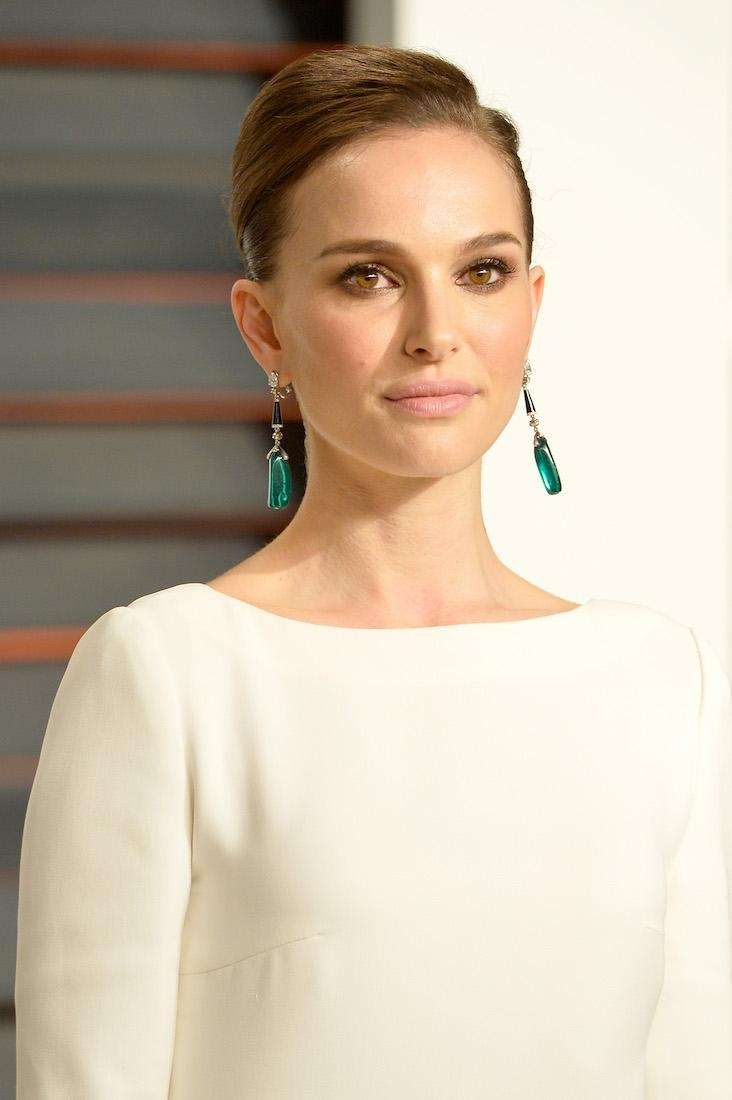 Actress and Long Island native Natalie Portman was