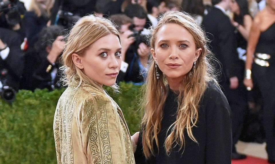 Twins Mary-Kate and Ashley Olsen were born on