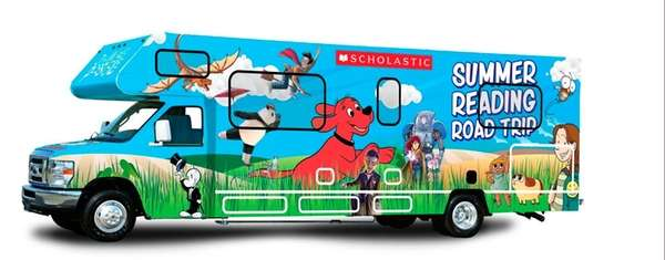 To get kids excited about summer reading, Scholastic
