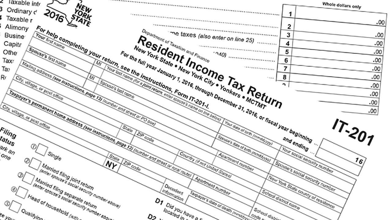 Tax refunds averaged $994, NY Tax Department says | Newsday