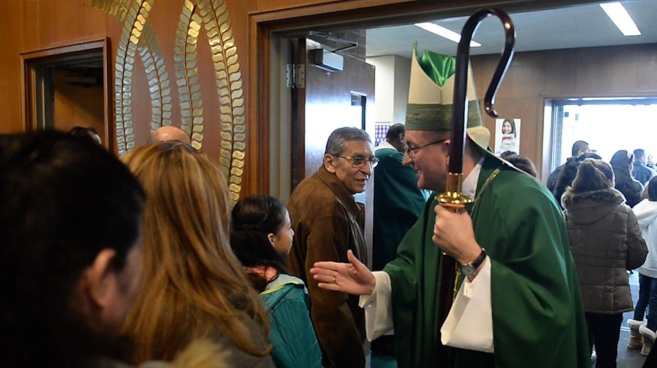 On Jan. 31, 2017, Bishop John Barres became