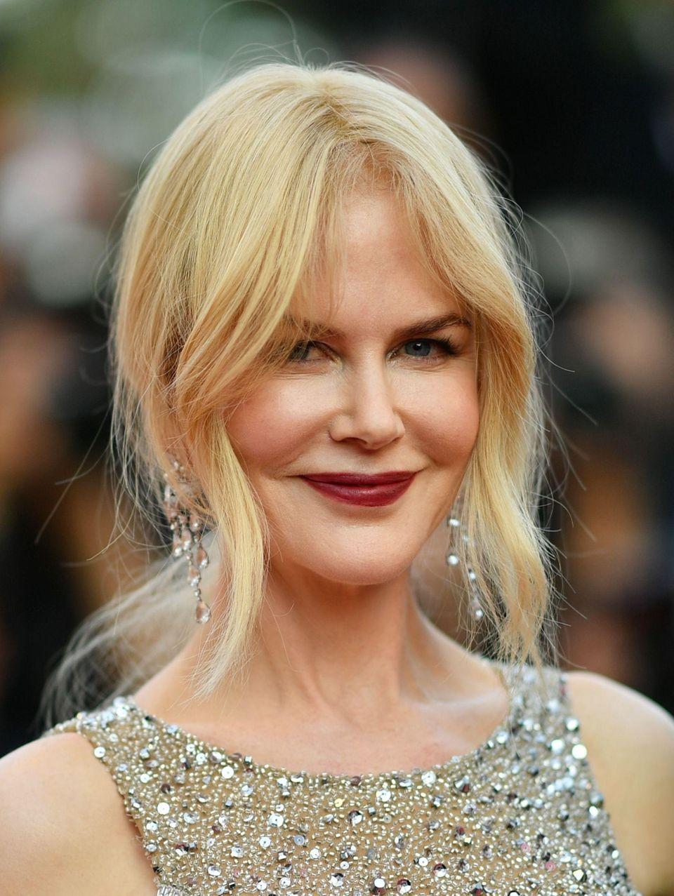Actress Nicole Kidman was born on June 20,
