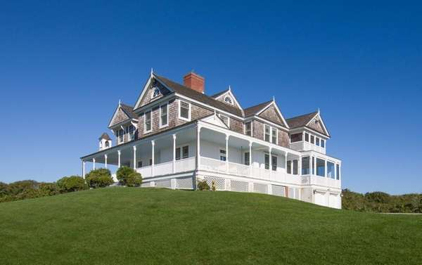 Dick Cavett's Montauk home, Tick Hall, has been