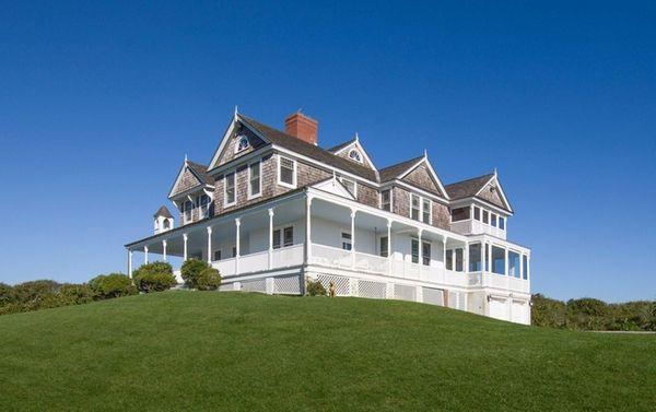 Dick Cavett's Montauk home, Tick Hall, has been