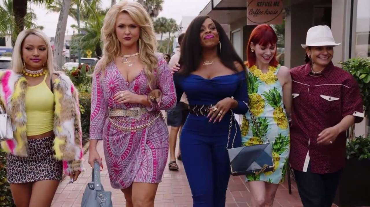 "The comedy-drama ""Claws"" takes place at a Florida"